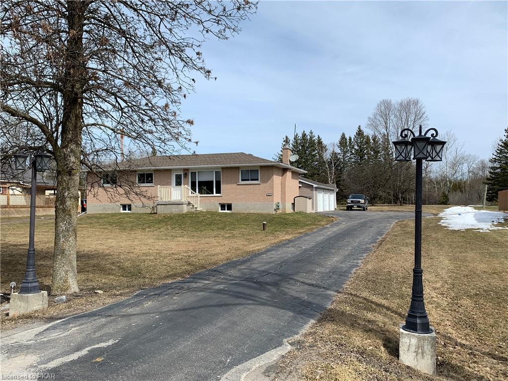 1211 County Rd 28 ., Fraserville Ontario, Canada