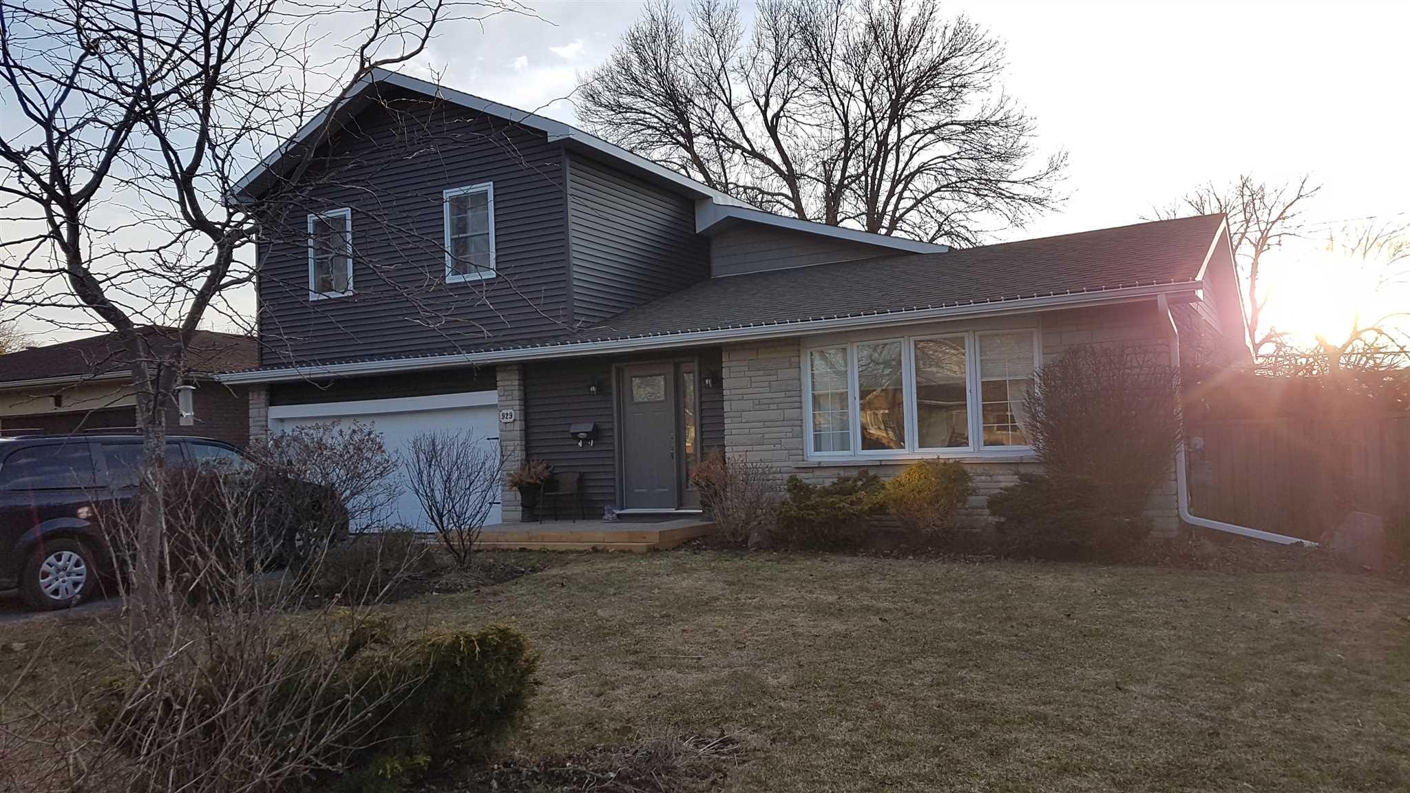 929 Percy Crescent, Kingston Ontario, Canada