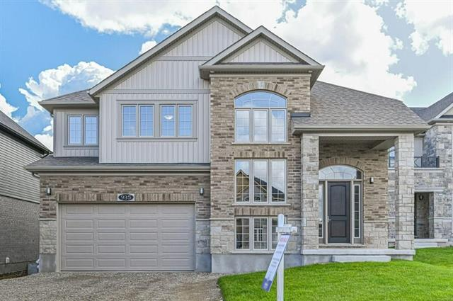 Lot 16 - 935 Bridgemill Court, Kitchener Ontario, Canada