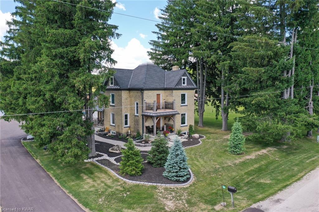 1680 Hallman Road, New Dundee Ontario, Canada