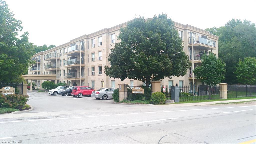 486 LACLIE Street Unit# 307, Orillia, Ontario, Canada