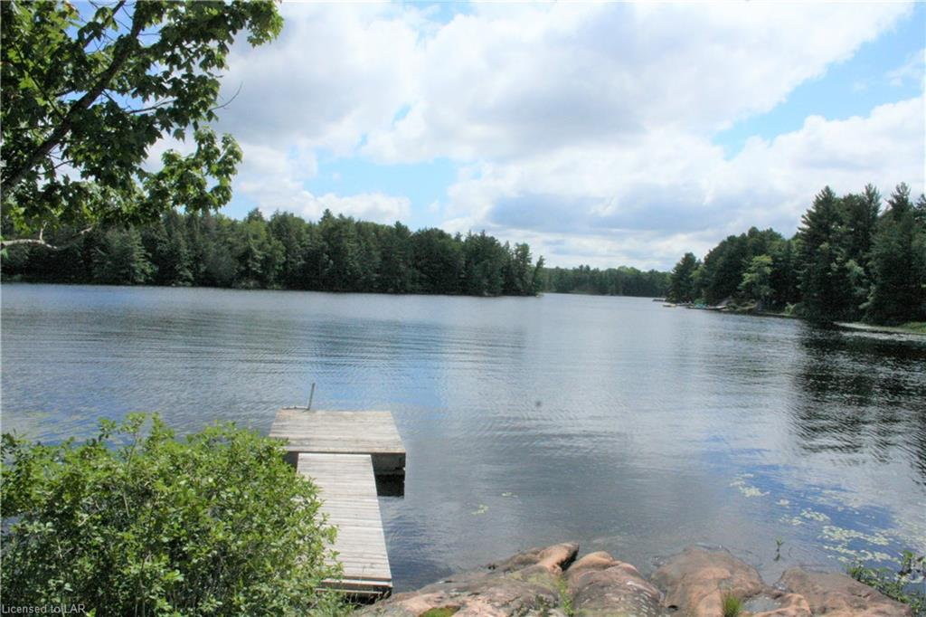 Loch Erne Road, Mcdougall Ontario, Canada