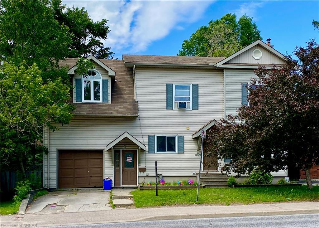 869 ALGONQUIN Avenue, North Bay Ontario, Canada