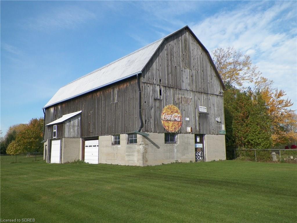 664 Conc 6 Woodhouse ., Simcoe Ontario, Canada