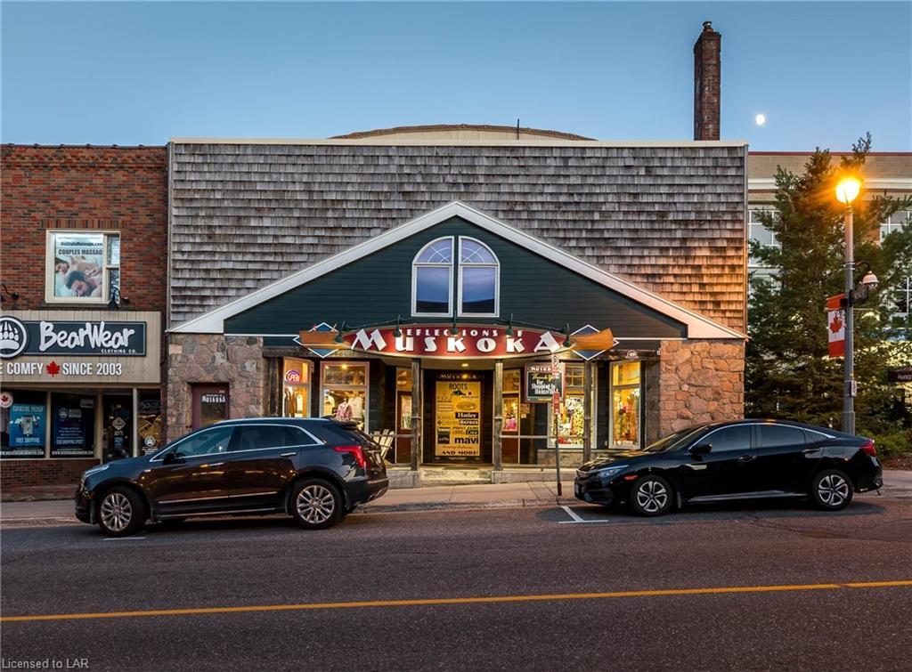 49 Main Street, Huntsville Ontario, Canada