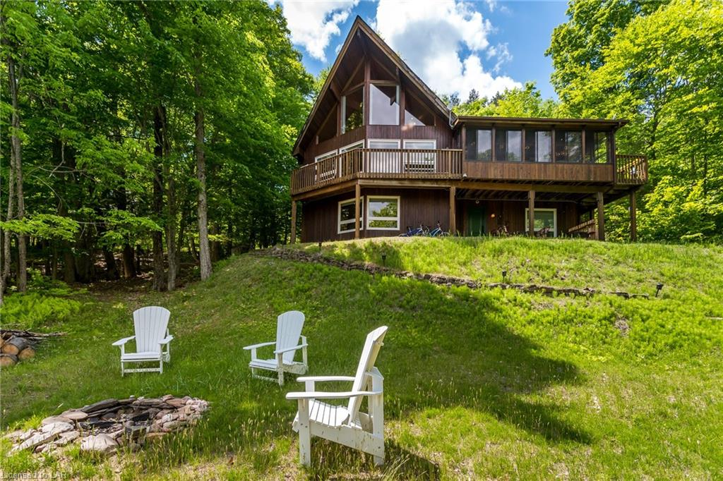 1033 Point Ideal Road, Dwight Ontario, Canada