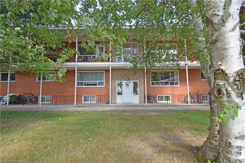 40 JUDGE Avenue Unit# 9B, North Bay Ontario, Canada