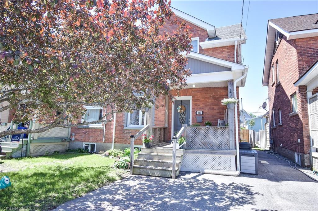247 Seventh Avenue W, North Bay Ontario, Canada