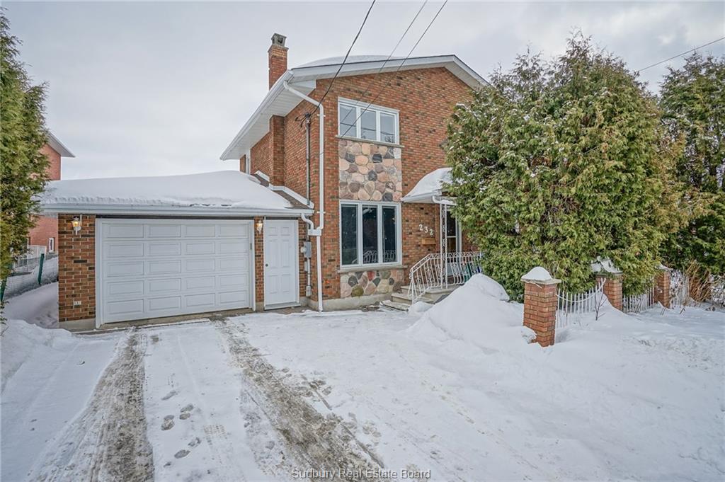 232 Whittaker Street, Sudbury Ontario, Canada