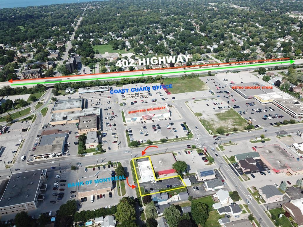 443 EXMOUTH Street Unit# 3 UPPER, Sarnia, Ontario, Canada