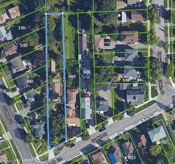 600 Guelph Street, Kitchener Ontario, Canada