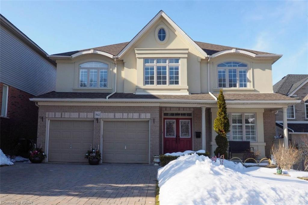 861 Munich Circle, Waterloo Ontario, Canada