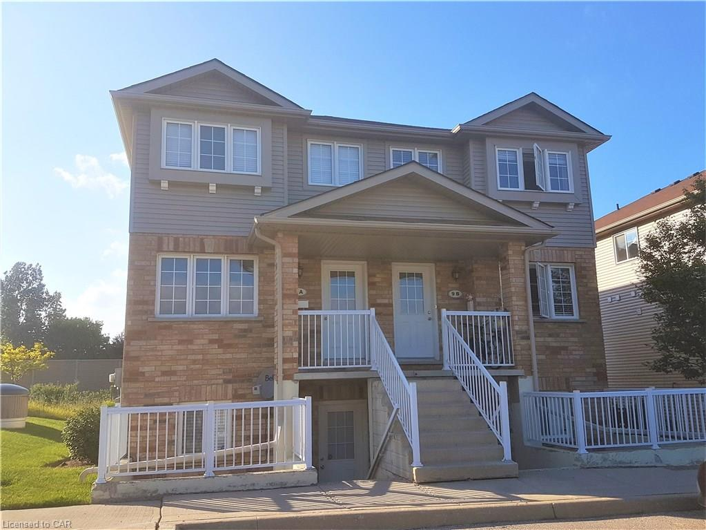 50 Howe Drive Unit# 9d, Kitchener Ontario, Canada