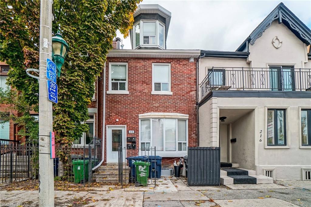 214 Gerrard Street E, Toronto Ontario, Canada