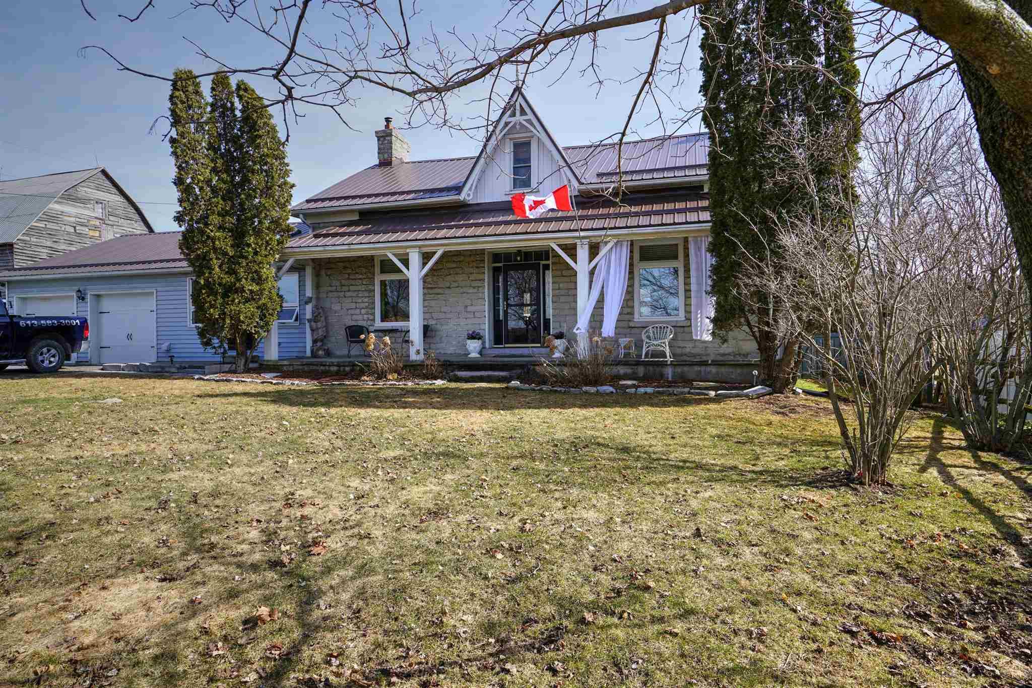 1728 County Road 1 E, Stone Mills Ontario, Canada