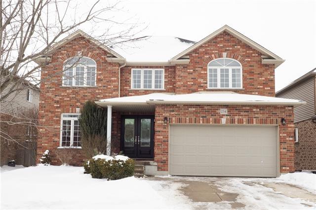 234 Hawkswood Drive, Kitchener Ontario, Canada