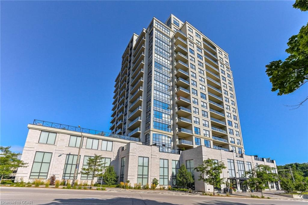 160 MACDONELL Street Unit# 1207, Guelph Ontario