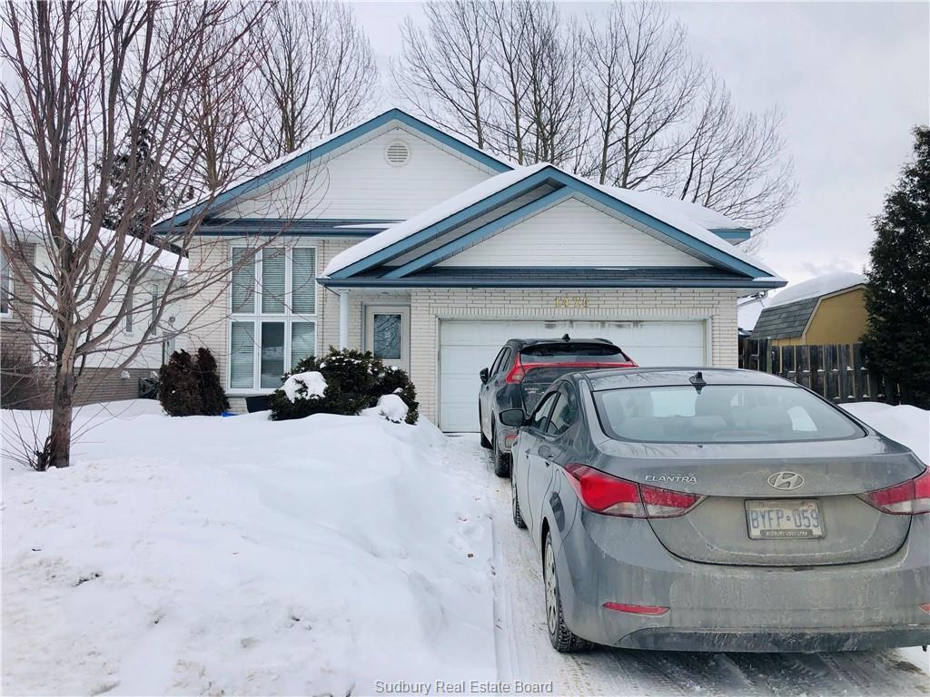 1476 Christina Drive, Sudbury Ontario, Canada