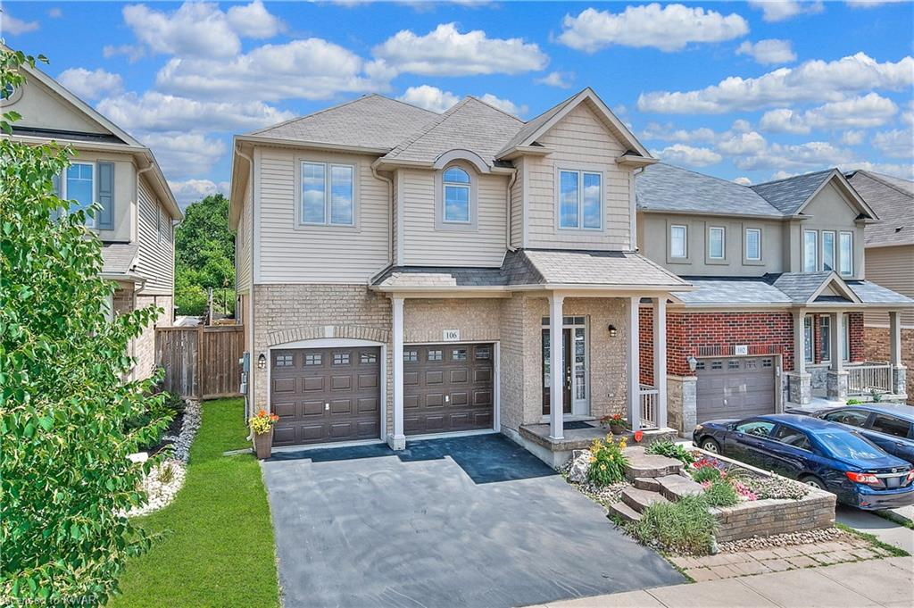 106 Forest Creek Drive, Kitchener Ontario, Canada