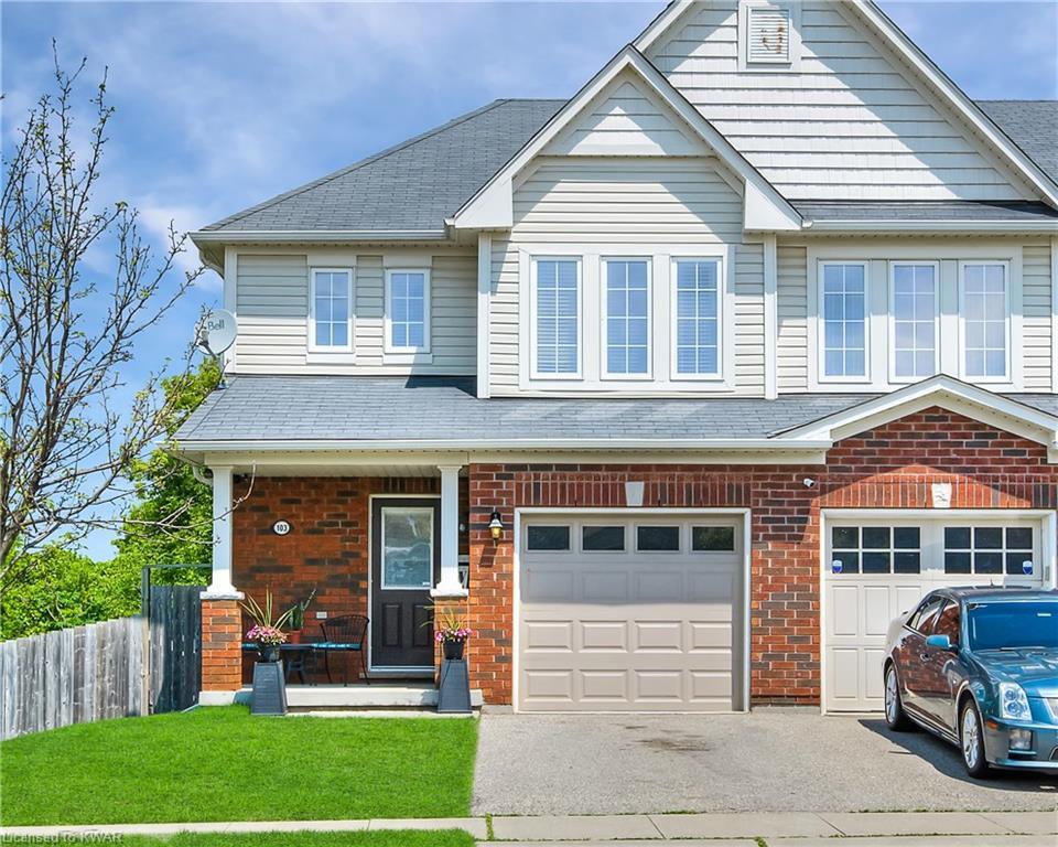 103 Bloomington Drive, Cambridge Ontario, Canada