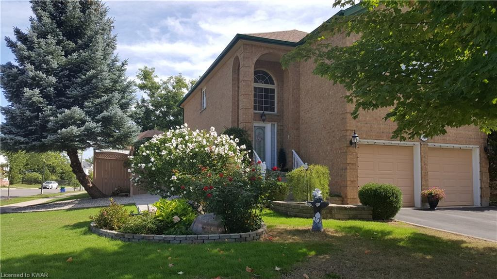 486 Acadia Court, Waterloo Ontario, Canada