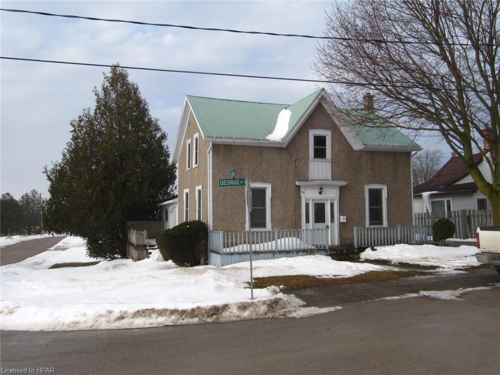 61 George Street E, Seaforth Ontario, Canada
