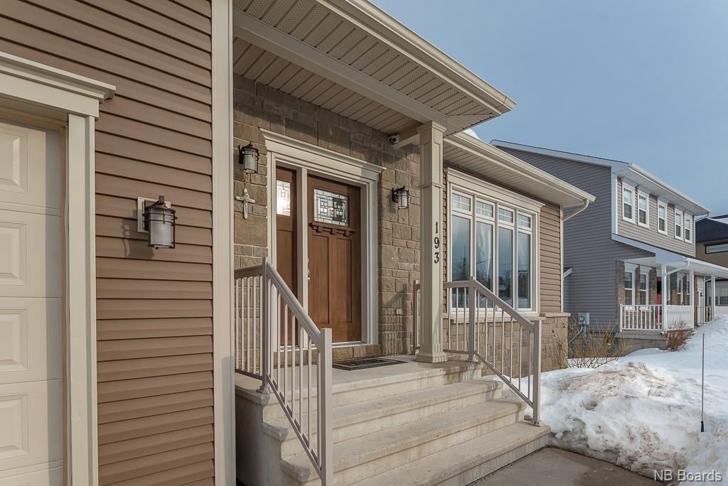 193 Garden Street, Fredericton New Brunswick, Canada