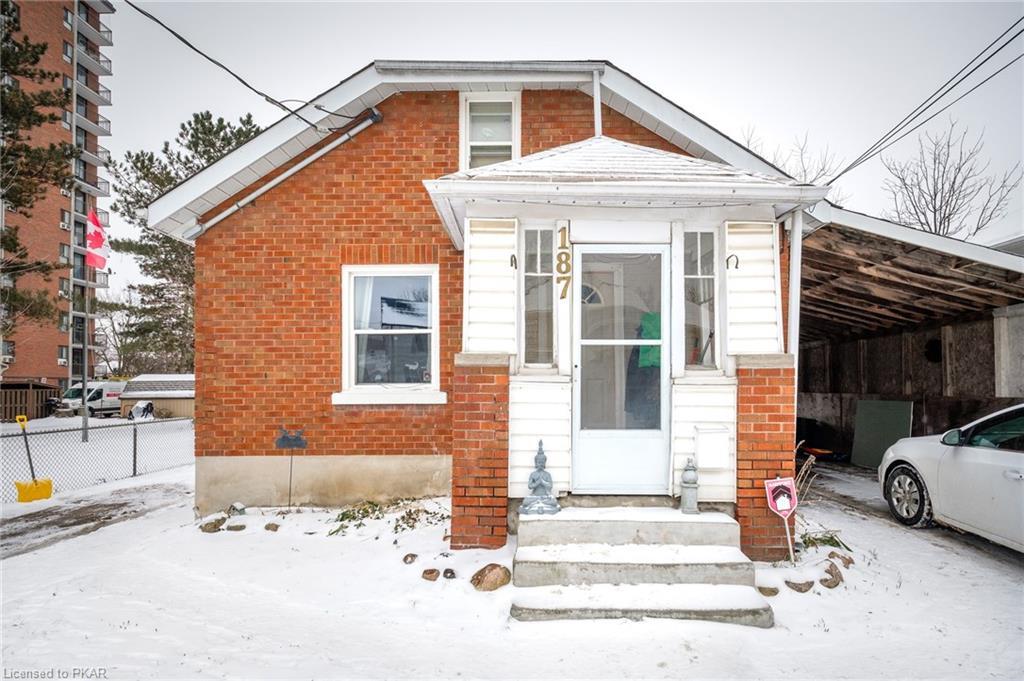 187 lake street, Peterborough Ontario, Canada