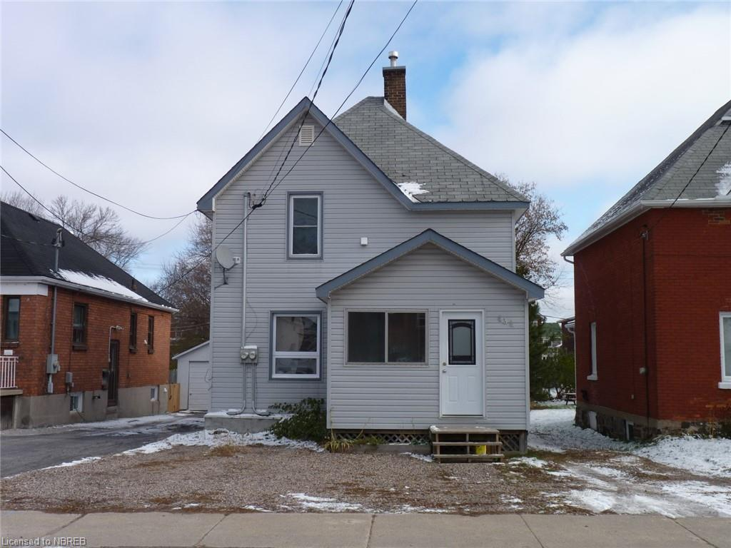 434 WORTHINGTON Street E, North Bay Ontario, Canada