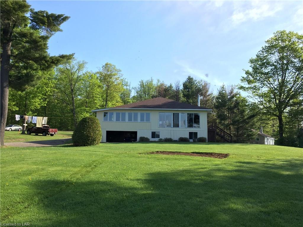 442a osprey road, Loring Ontario, Canada Located on Dollars Lake