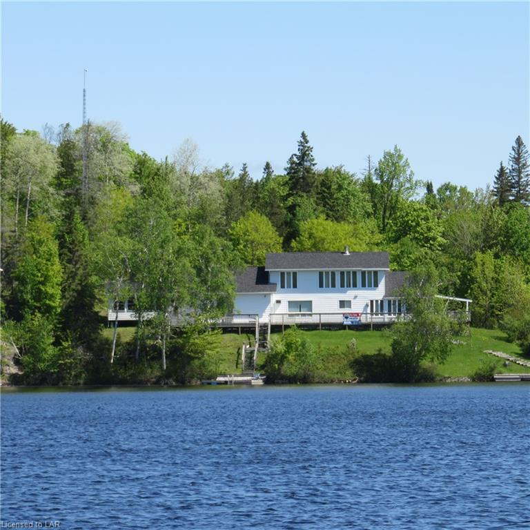 91 Jack's Lake, Golden Valley Ontario, Canada
