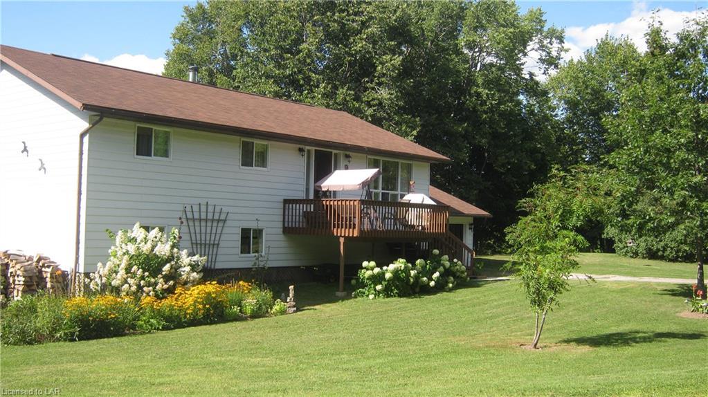 226 Seagull Lake Road, Arnstein Ontario, Canada