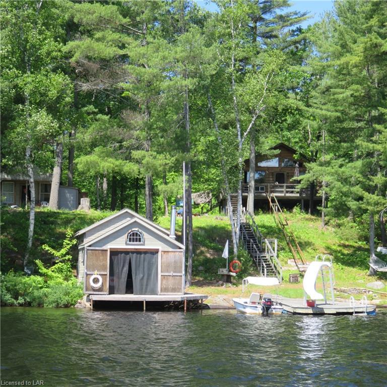 120 Oscar Island, Loring Ontario, Canada