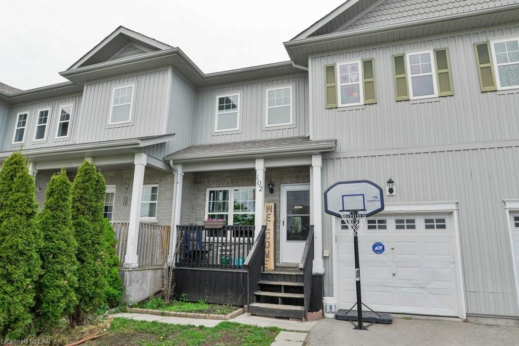800 WEST RIDGE Boulevard Unit# 102, Orillia, Ontario, Canada