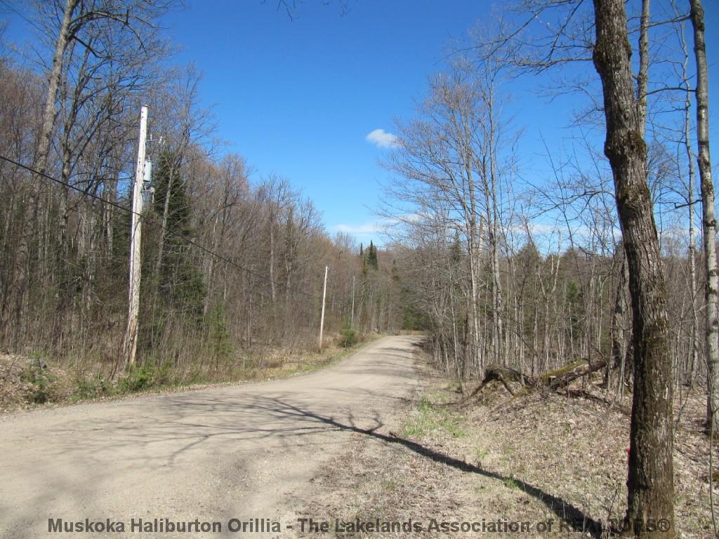 Foote Lake Rd East, Novar Ontario