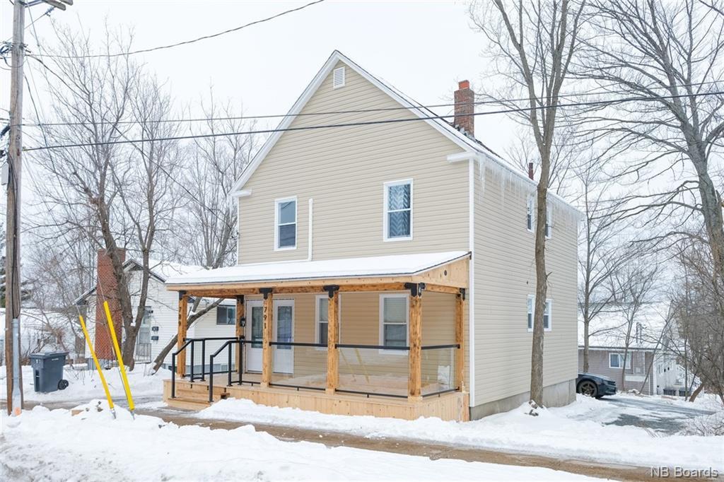 789-791 Albert Street, Fredericton New Brunswick, Canada
