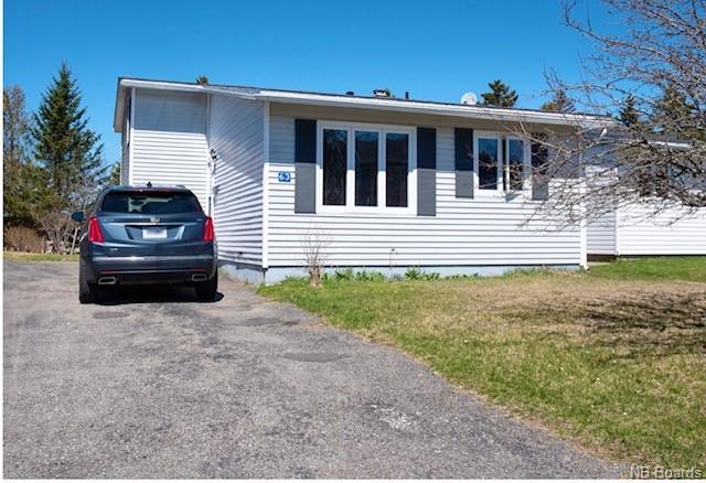 63 Wyatt Crescent, Saint John New Brunswick, Canada