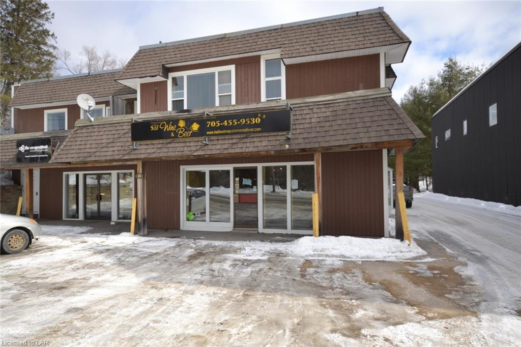 41 Maple Avenue Unit# 2, Haliburton Ontario, Canada