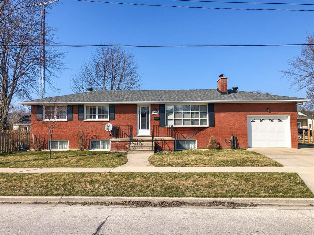 1106 Rosedale Avenue, Sarnia Ontario, Canada