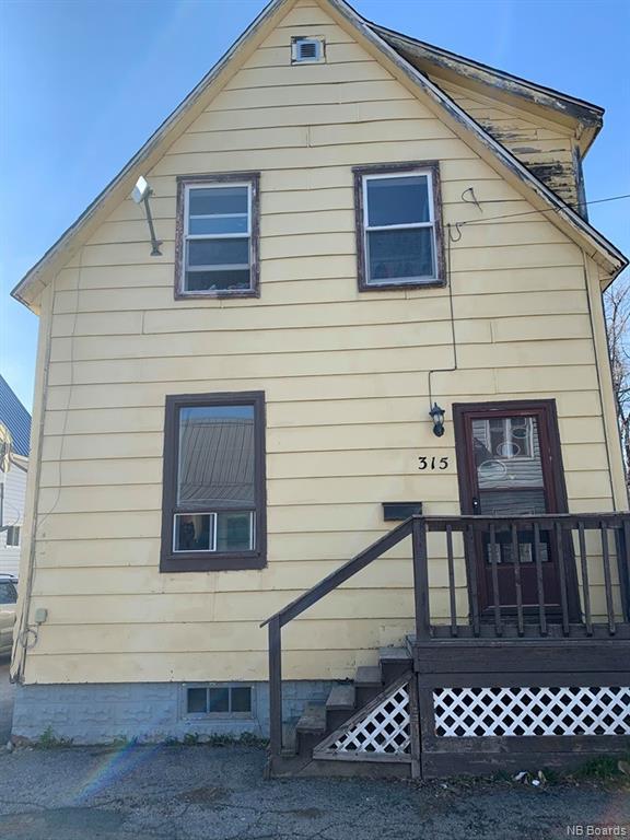 315 Duke Street, Miramichi New Brunswick, Canada